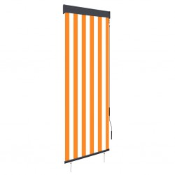 vidaXL Puerta de valla de jardín con postes acero verde 350x140 cm