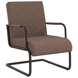 vidaXL Puerta para valla 100x100 madera de avellano impregnada