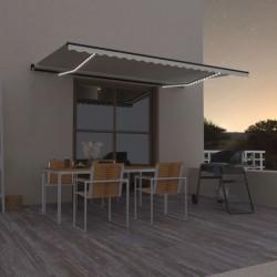 vidaXL Cortacésped sin cable con set herramientas eléctricas de jardín