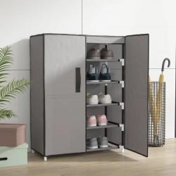 vidaXL Cortacésped sin cable con set de herramientas eléctricas