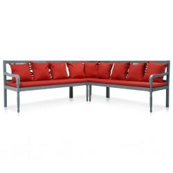 vidaXL Puerta para valla 100x120cm madera de avellano impregnada