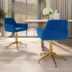 vidaXL Puerta doble para valla 300x120 cm madera de avellano