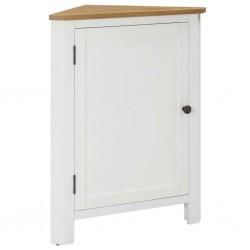 vidaXL Banco de trabajo con tres paneles de pared y un armario