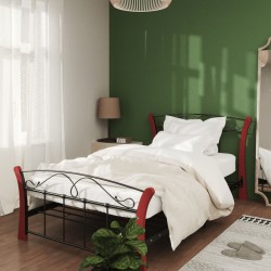 vidaXL Silla de oficina giratoria de madera curvada y tela gris taupe