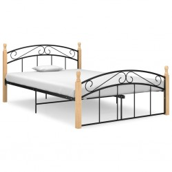 vidaXL Depósito de agua con ruedas para camping azul 25 L