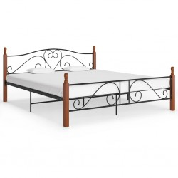 vidaXL Lavabo portátil con pedestal para camping gris 20 L