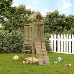 vidaXL Juego de alfombrillas para coche 4 piezas para Fiat 500 L