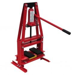 vidaXL Placas aislantes de espuma XPS 5 mm 100x50 cm verde 20 m²