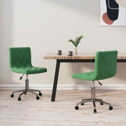 vidaXL Correas 10 unidades verde fluorescente 0,25 T 5 mx 25 mm