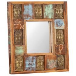 vidaXL Candado de remolque aleación de acero y aluminio con 2 llaves