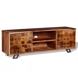 vidaXL Cobertizo para cubo de basura acero 72x81x121 cm