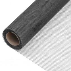 """vidaXL Bicicleta niños con portaequipajes delantero 20"""" rosa y negro"""