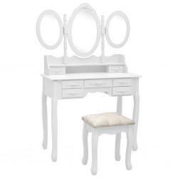 vidaXL Esterilla de ejercicio puzzle 6 piezas negro 2,16 ㎡ EVA