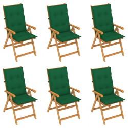 vidaXL Camilla de masaje plegable 2 zonas madera blanco y morado