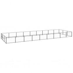 vidaXL Camilla de masaje plegable 3 zonas madera blanco y morado