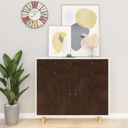 """vidaXL Llave de impacto neumática 680 Nm 1/2"""""""