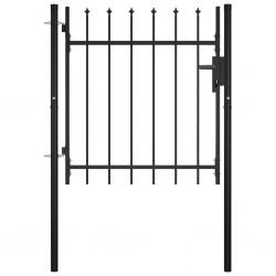 Draper Tools Carrito portamanguera de jardín verde 15 m