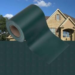 vidaXL Caja de almacenamiento de jardín marrón 129x67x65 cm