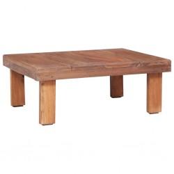 vidaXL Banco columpio de jardín con enrejado madera de acacia maciza