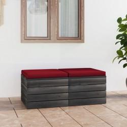 vidaXL Arco de jardín hierro negro 120x38x258 cm