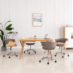 vidaXL Cartelera de exposición plegable 8 paneles negro