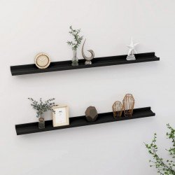 vidaXL Lámpara de techo brazos cristal forma hoja 5 bombillas blanco