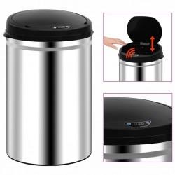 Draper Tools Maletín para herramientas de aluminio negro 33x46x15 cm
