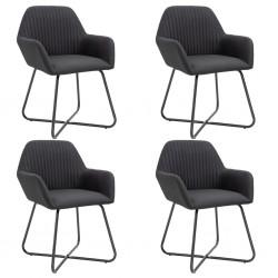 vidaXL Pizarra magnética de pared vidrio 50x50 cm