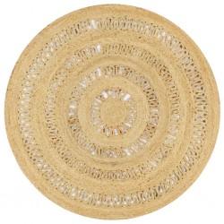 vidaXL Lámpara de suelo con trípode madera maciza de mango 131 cm