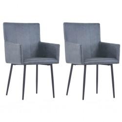 vidaXL Conector de postes en forma de L metal 81x81 mm