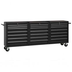 vidaXL Conectores de postes en forma de T 4 unidades metal 81x81 mm