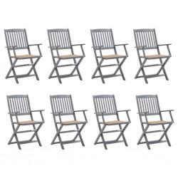 vidaXL Canales de drenaje 3 unidades plástico 3 m