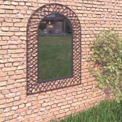 vidaXL Soporte para aparcar 3 bicicletas acero 71x33x27 cm