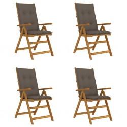 vidaXL Conectores de postes en forma de X 4 unidades metal 91x91 mm