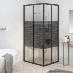 """vidaXL Set de guitarra clásica para principiantes 8 pzas negro 1/2 34"""""""