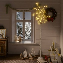 "vidaXL Guitarra acústica occidental cutaway 6 cuerdas azul sombras 38"""
