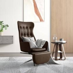 vidaXL Maniquí de niño de cuerpo completo base de vidrio beige 140 cm