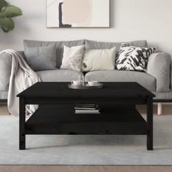 vidaXL Puerta de ducha de vidrio templado negro 100x178 cm
