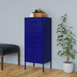 vidaXL Mesa de centro madera maciza reciclada 70x70x35 cm