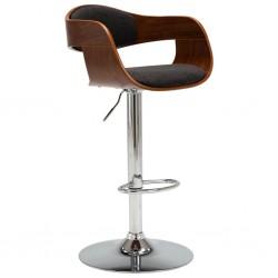 vidaXL Sillas de camping plegables 2 unidades marrón