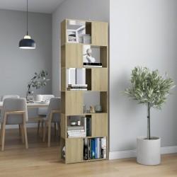 vidaXL Carrito de almacenaje de juguetes 9 cestas plástico blanco