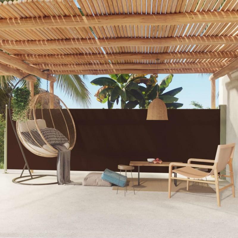 vidaXL Sillón reclinable de masaje de cuero sintético negro
