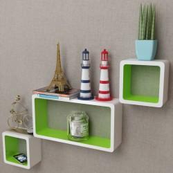 vidaXL Puerta de valla de acero y madera de abeto 408x175cm