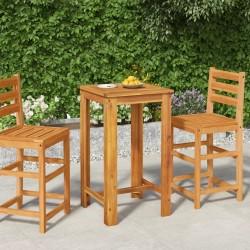vidaXL Banco de piel de ante artificial marrón 128,5 cm
