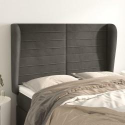 vidaXL Mesita de noche de madera maciza de mango 40x30x46 cm