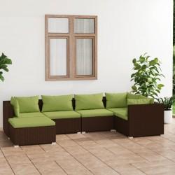 vidaXL Organizadores de armario colgantes 2 piezas con 4 estantes tela