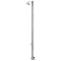 vidaXL Cajas de almacenaje 10 uds tela 32x32x32 cm azul