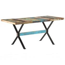 vidaXL Cajas de almacenaje 4 unidades tela rosa 32x32x32 cm