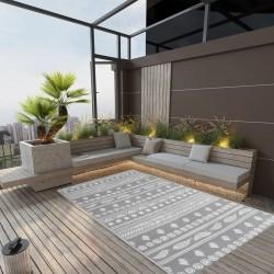 vidaXL Cajas de almacenaje con tapas 10 uds tela amarillo 32x32x32 cm
