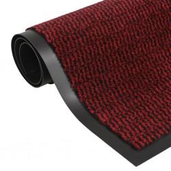vidaXL Puerta de valla de acero y madera de abeto 513x150 cm